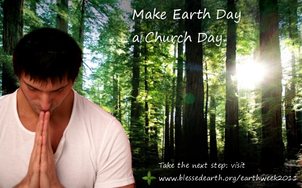 Upcoming Events · Earth Day 2011 · Past Events · Speaking Requests