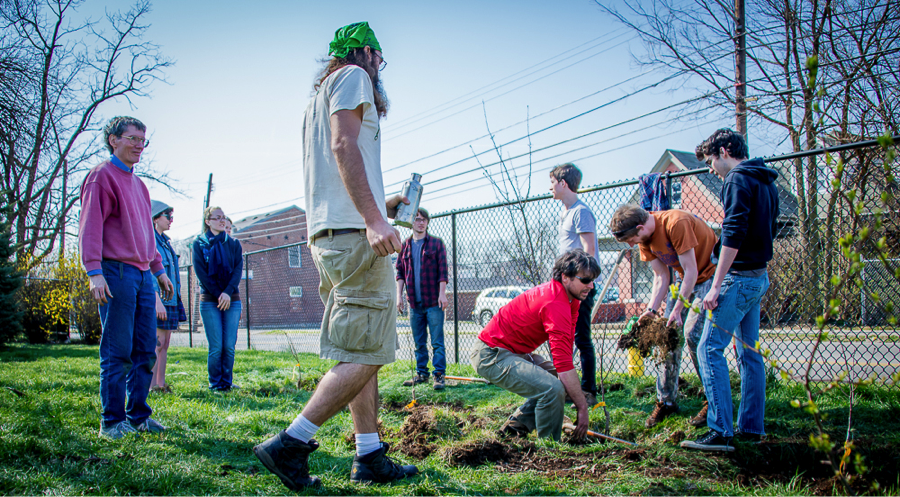 Blessed Earth and Friends Approach Earth Day with Creativity, Good Stewardship Practices