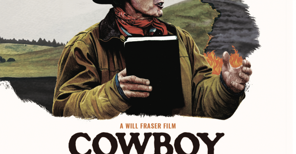 New Release Documentary Film Cowboy and Preacher Inspires