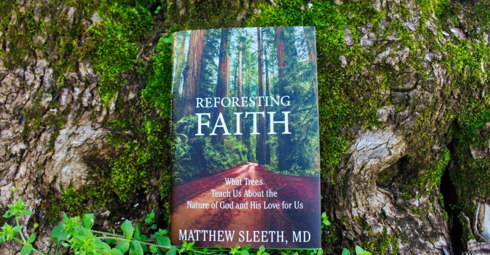 Reforesting Faith is out now! Order Today!