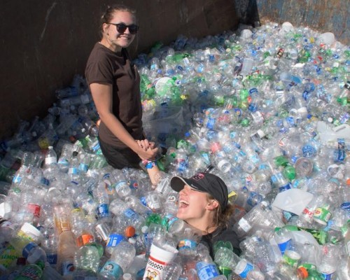 Serving God and Saving the Planet one bottle at a time